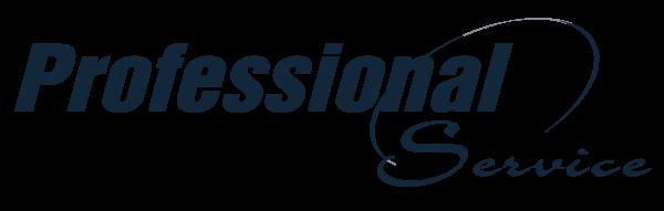 Logo Professional Service